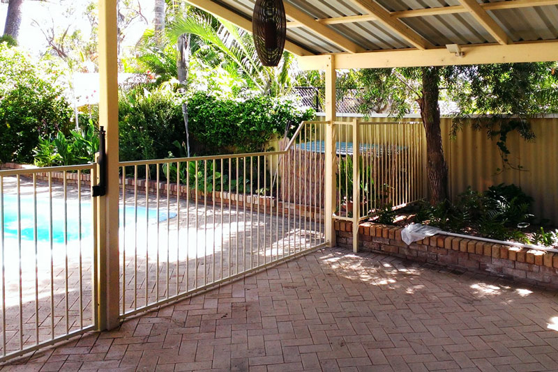 Decorative Fencing Garden Fencing in Perth WA by Crazy Pedros