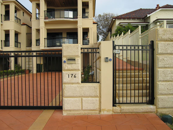 Automatic Gates In Perth By Crazy Pedros Fencing