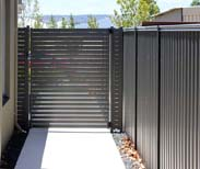 Slatted Fencing in Perth, WA